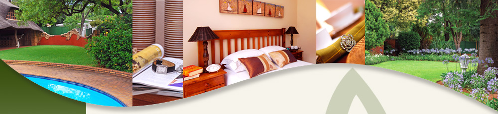 bed & breakfast Rustenburg